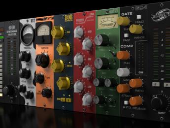 McDSP 6060, rack modular con más de 30 procesadores para mezcla y mastering