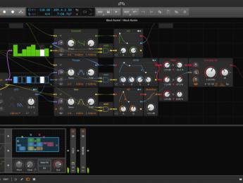 Bitwig Studio 3 quiere ser más modular con su nueva vista de rejilla