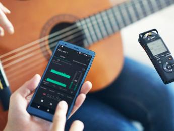 Nuevas grabadoras portátiles Sony PCM-A10 y PCM-D10 con Bluetooth y nuevos micros
