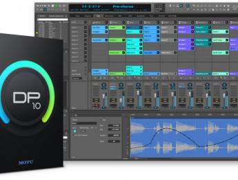 MOTU Digital Performer 10 llega con ventana de clips, VCA, VST3 y más