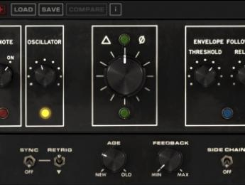 Eventide Instant Phaser Mk II, un clásico hecho plugin