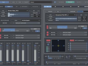 Digital Brain Transformer, una herramienta dedicada al diseño sonoro a partir de convolución