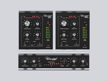 Softube actualiza Valley People Dyna-mite y añade Mutable Instruments Rings a su modular virtual