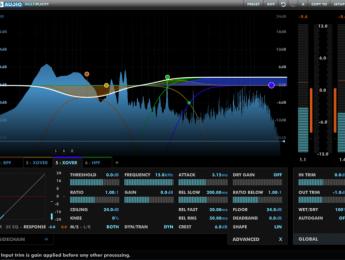 DMGAudio Multiplicity, herramienta multibanda para mastering