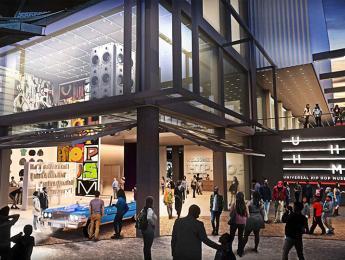 Un museo de hip hop abrirá sus puertas en el Bronx, Nueva York