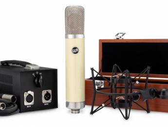Warm Audio WA-251 recrea el micrófono AKG - Telefunken ELA M 251E con válvula y transformador