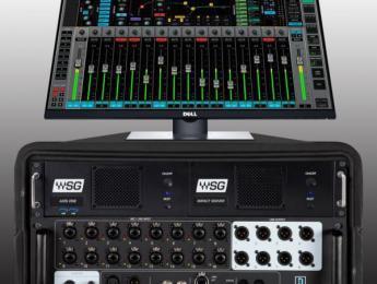 Waves eMotionLV1 Complete LiveMixing System, un todo-en-uno para mezcla digital en directos