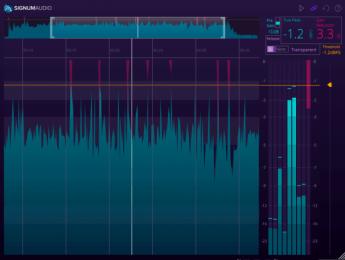 Signum Audio Bute Limiter, nuevo plugin limitador con versión estéreo y surround