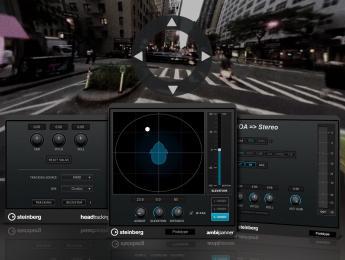Autoría de audio para vídeos inmersivos: la diferencia entre vídeos 360 y RV