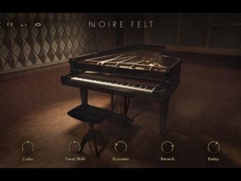 Native Instruments Noire, el piano de Nils Frahm capturado como instrumento virtual