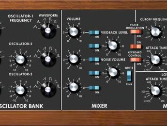 Los sintetizadores de Creamware vuelven en forma de kit DIY