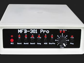 MFB-301 Pro, ritmos analógicos de 1979 renacidos para el siglo XXI