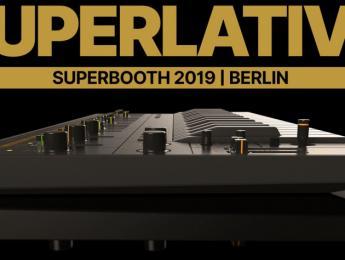 Superlative SB-1, sinte analógico portátil con visos de SH-101