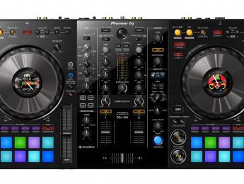 Pioneer DDJ-800, controlador DJ de dos canales en la gama alta de la marca