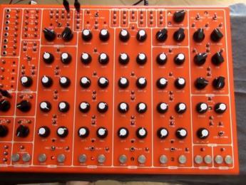 Soma Laboratory Pulsar-23, máquina de ritmos analógica con amplio control CV