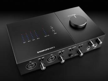La interfaz Native Instruments Komplete Audio 6 se renueva por completo