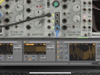 Ableton CV Tools, la puerta oficial de Live al mundo modular