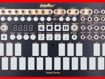 Ground Control, el nuevo secuenciador eurorack de Endorphin.es