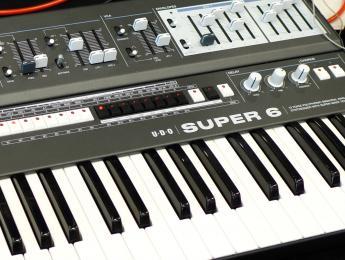 UDO Super 6: demo de sonido