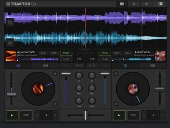 Native Instruments lanza Traktor DJ 2, gratis e integrado con SoundCloud