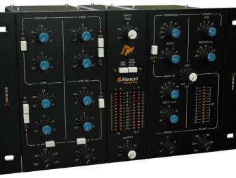 Acustica Audio Honey 3, una suite de cuatro plugins basados en una clásica consola americana