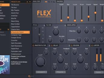 Image-Line lanza FL Studio 20.5 con nuevo sinte Flex y docenas de mejoras