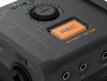 Reclouder, un compacto dispositivo que graba y transmite audio a la nube