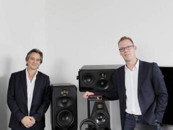 Focusrite Group compra Adam Audio