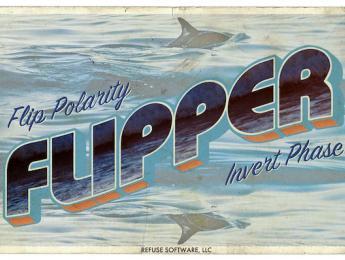 Si tu DAW no tiene inversión de canal (fase), Flipper lo resuelve gratis
