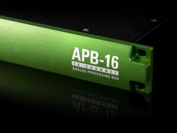 McDSP APB-16, 8000 dólares de hardware analógico reprogramable