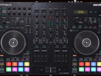 Roland DJ-707M, todo en uno para las discomóviles