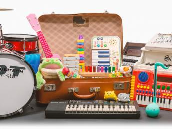 UVI Toy Suite, más de 370 juguetes sampleados en un solo instrumento