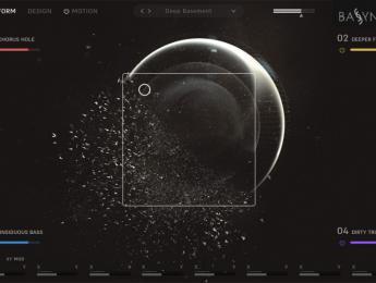 Wave Alchemy Bassynth, creación de bajos entre lo acústico y lo sintético