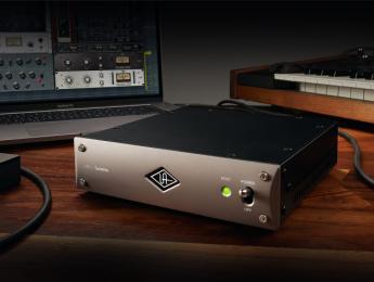 Universal Audio UAD-2 Satellite ahora con nuevo diseño y Thunderbolt 3