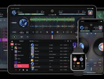Algoriddim djay para iOS 13 e iPadOS puede leer archivos desde USB