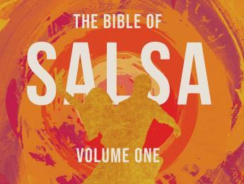 Review de 8dio The Bible of Salsa, un recetario latino