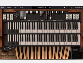 IK Multimedia Hammond B-3X, una emulación oficial del famoso órgano