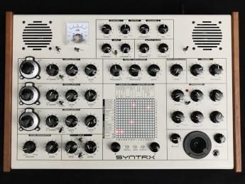 Erica Synths Syntrx, nuevo sinte analógico inspirado en el clásico Synthi
