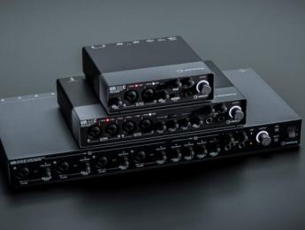 Steinberg UR22C, UR44C y UR816C, nuevos interfaces USB-C a 32 bit y 192 kHz
