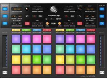 Pioneer DDJ-XP2, nuevo controlador de pads compatible con Rekordbox y Serato