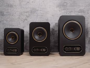 Tannoy Gold, tres nuevos monitores de estudio con diseño concéntrico