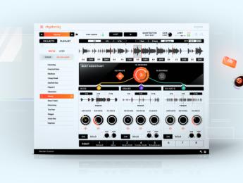 Accusonus Rhythmiq, nuevo asistente inteligente para la creación de ritmos