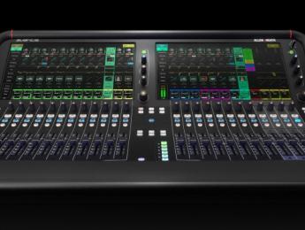 Allen & Heath Avantis, portabilidad y 64 canales de mezcla a 96kHz
