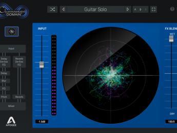 Apogee Clearmountain's Domain, un multi-efectos para crear dimensión en tu mezcla