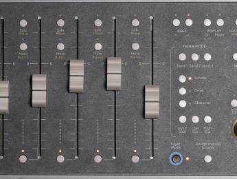 Softube Console 1 Fader: primer contacto