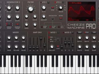 Cheeze Machine Pro, un analógico virtual para todos los gustos