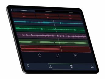 AudioKit L7, un looper de 16 pistas para iOS inspirado en el RC-505 de Boss