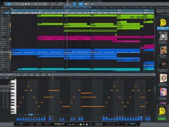 PreSonus actualiza Studio One con nuevo explorador, amplis y efectos de guitarra