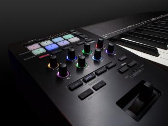 Roland A-88MkII, al fin llega MIDI 2.0