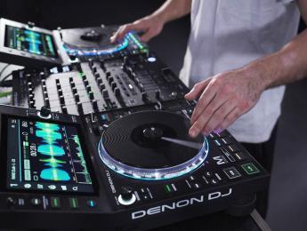 Denon DJ SC6000, SC6000M y X1850, nuevos reproductores y mixer de la serie Prime
